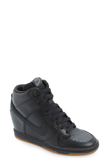 Nike Dunk Sky Hi  Essential Wedge Sneaker Women available at