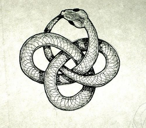 Snake Eating Itself Symbol The Cult Of Eternity S Path