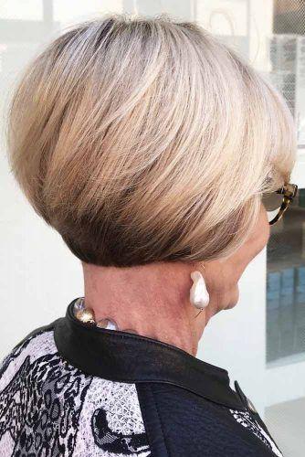 Как постричься женщине в 50 лет? Модные стрижки для женщин ...