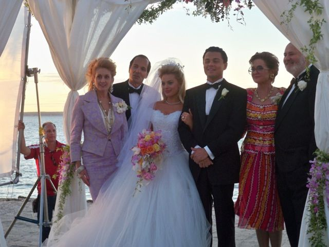 Vestido de novia de la mujer de \