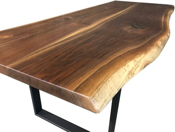 8ft James James Parsons Table In Solid Wood Built By Hand In The