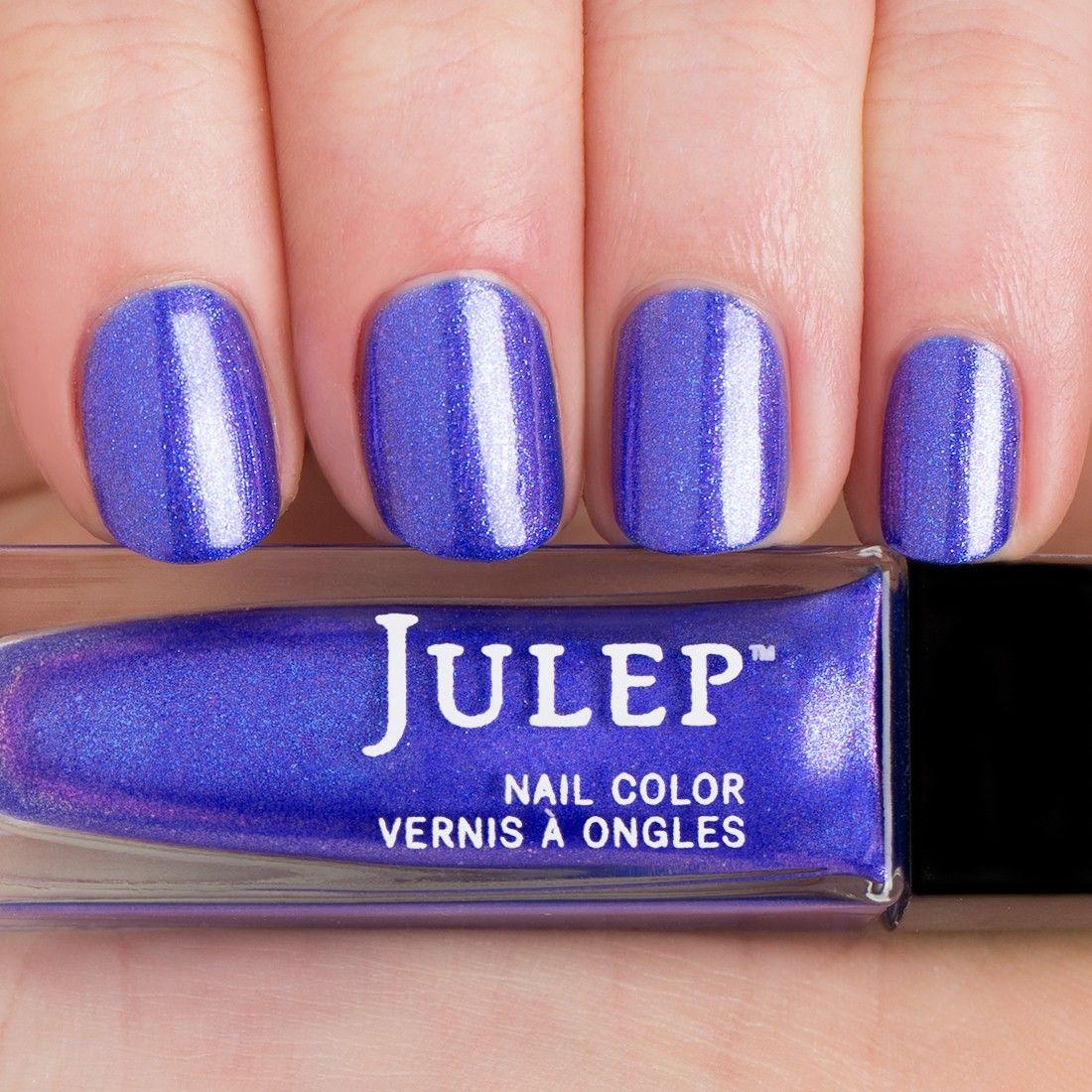 Julep Danica - Blue violet iridescent chrome (Boho Glam) | Julep ...