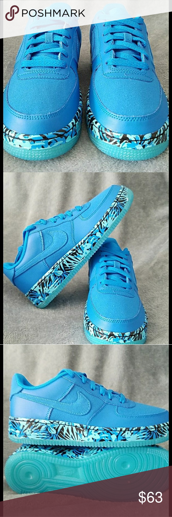 AIR FORCE 1 PREM GS size 6 youth   Nike