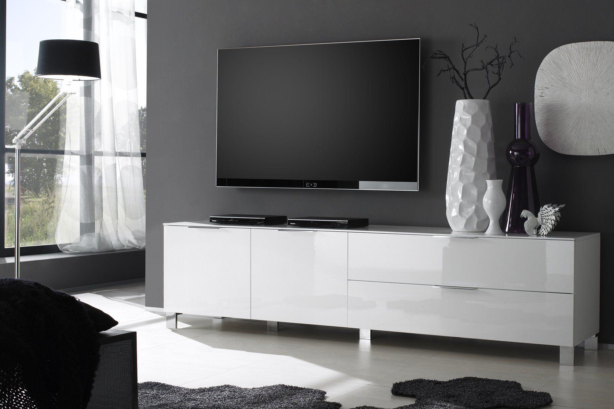 Sola Lowboard 210 Cm Chilli No Stue Tv Benk Tv Benk