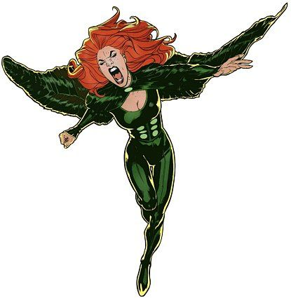 Siryn - Real Name: Theresa Maeve Rourke Cassidy - Powers ... X Men Girl Characters Names