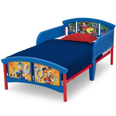 Walmart: Delta Children Disney Mickey Mouse Plastic ...