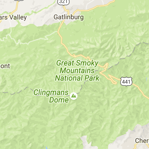 Smoky Mountain Interactive Map | Smokies Adventure