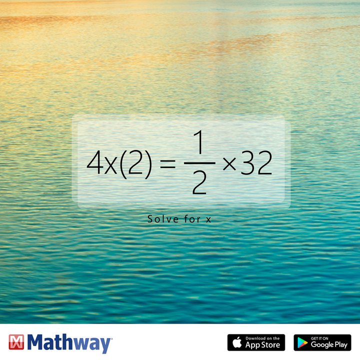 Get back in the swing of things this school year and study your math ...