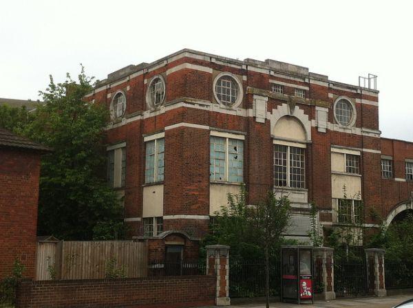 Italian Food Near Me Abandone Building Casa: Burgoyne, Burbidges & Co.'s Abandoned Chemical Works In