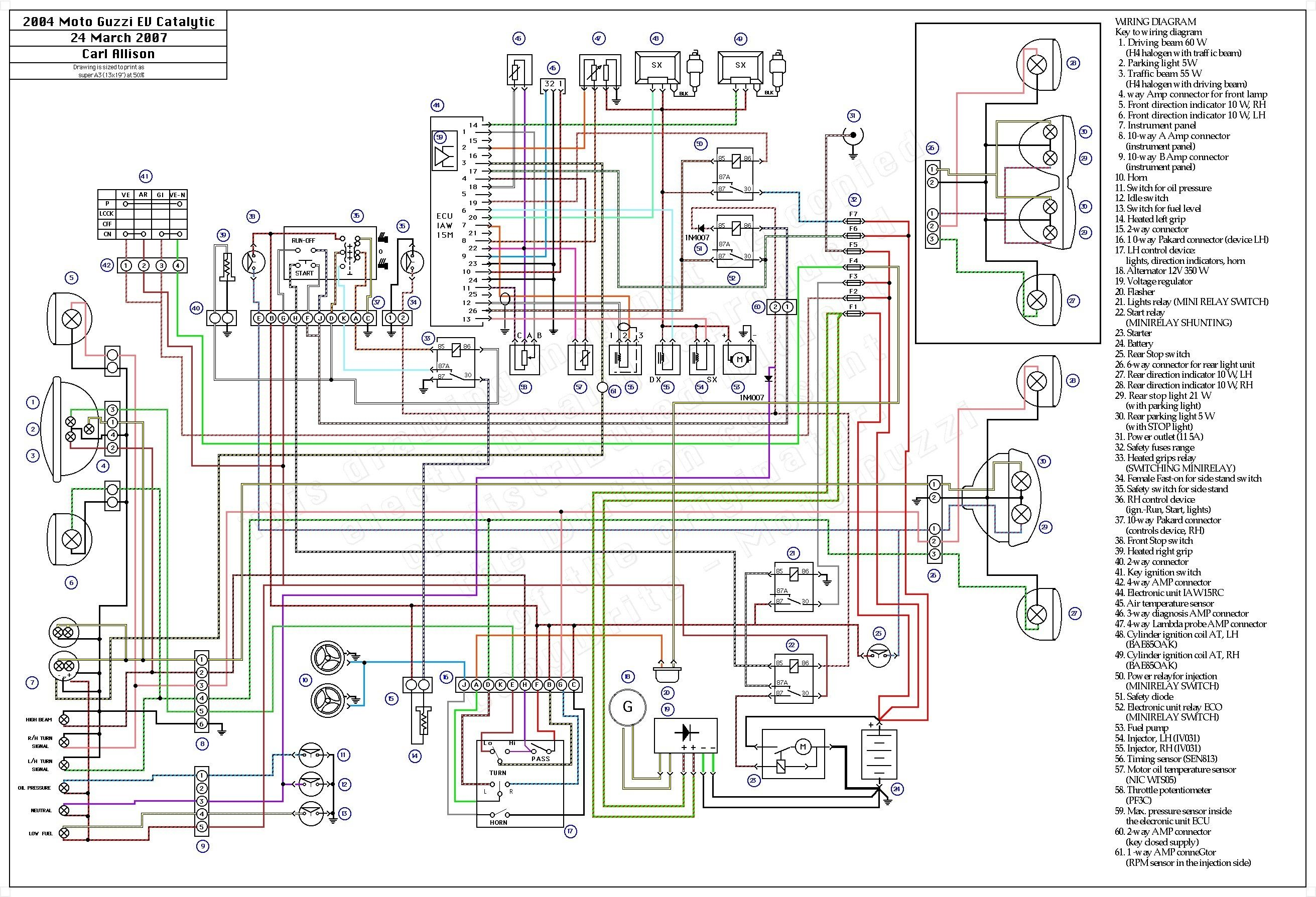 Whelen Wiring Diagram