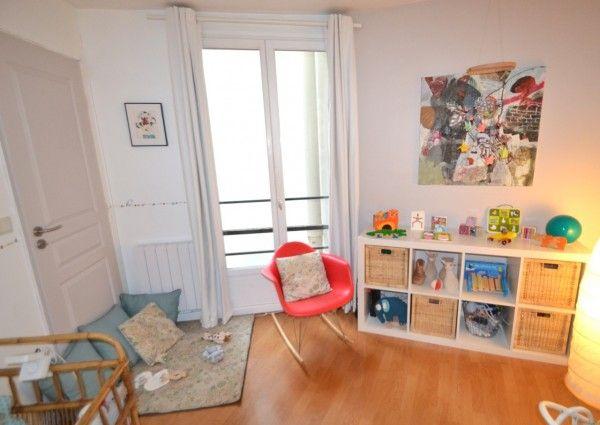 decoration-chambre-bebe-fille-vintage-a-la-mode.jpg (600×425) | déco ...