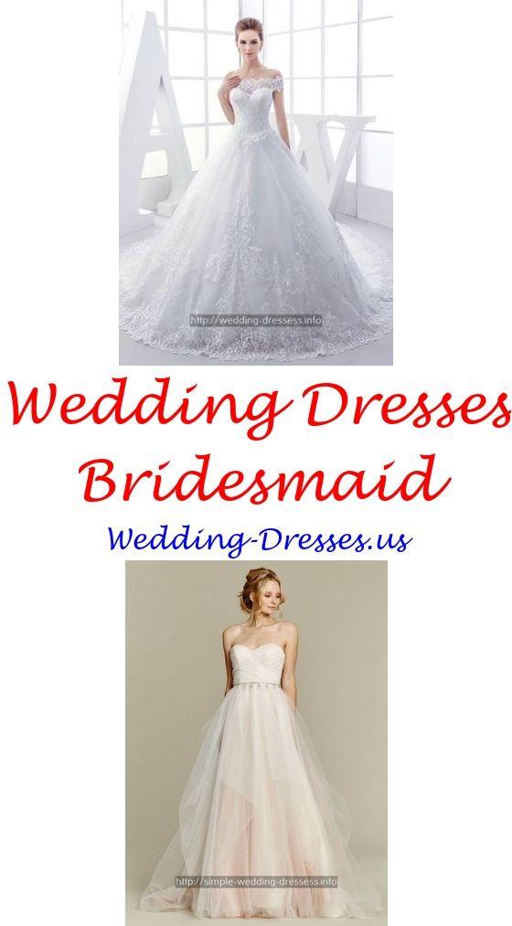 Tulle Wedding Dresses Off The Shoulder | Plain wedding dress, Summer ...