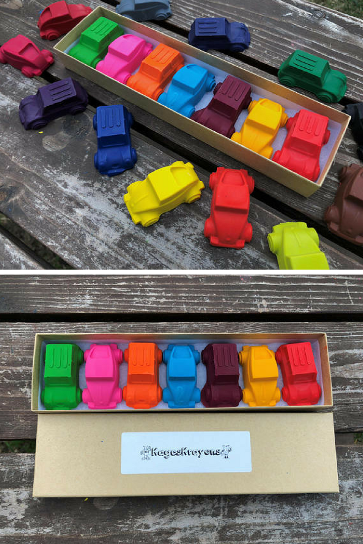These are so cool totally getting these for my daughter they are these are so cool totally getting these for my daughter they are only 750 car crayons easter basket stuffers kids easter gifts gifts for kids negle Images