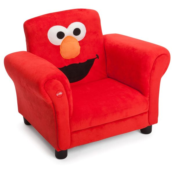 Awesome Delta Children Sesame Street Upholstered Chair With Sound Pdpeps Interior Chair Design Pdpepsorg