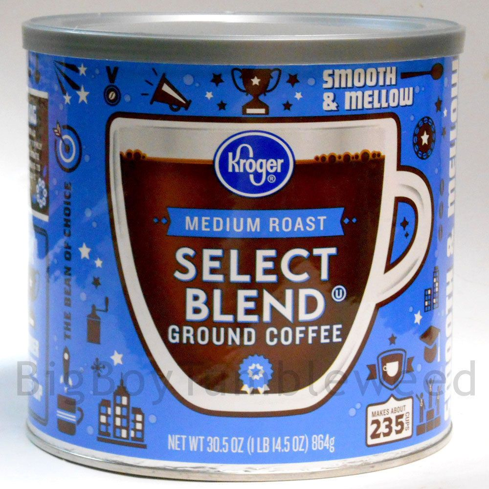 Private Selection Berry Canned Food Coffee Grounds Kroger