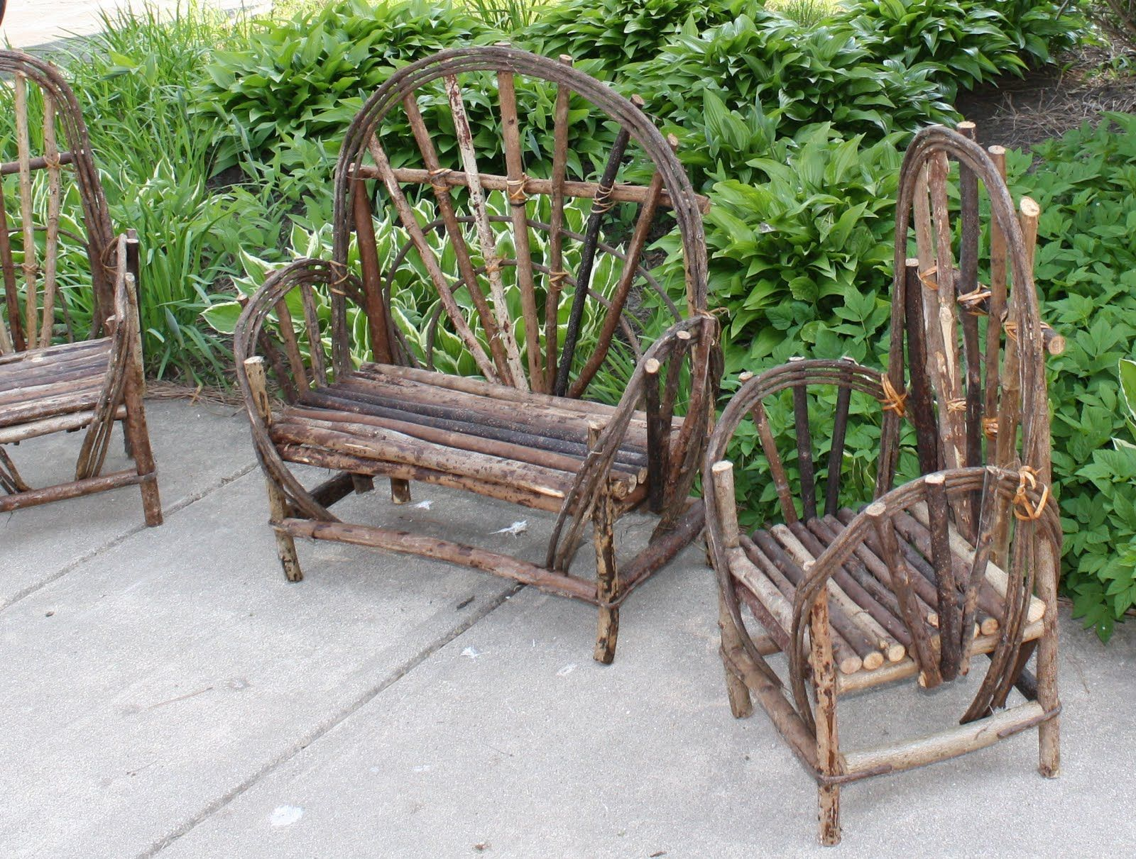 Incredible Make Fairy Furniture The Pure Gardener Inc Another Trip Ibusinesslaw Wood Chair Design Ideas Ibusinesslaworg
