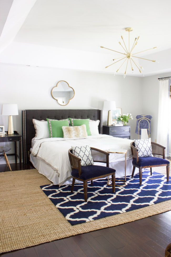 Best This Master Bedroom Makeover Was Completed For The One 400 x 300