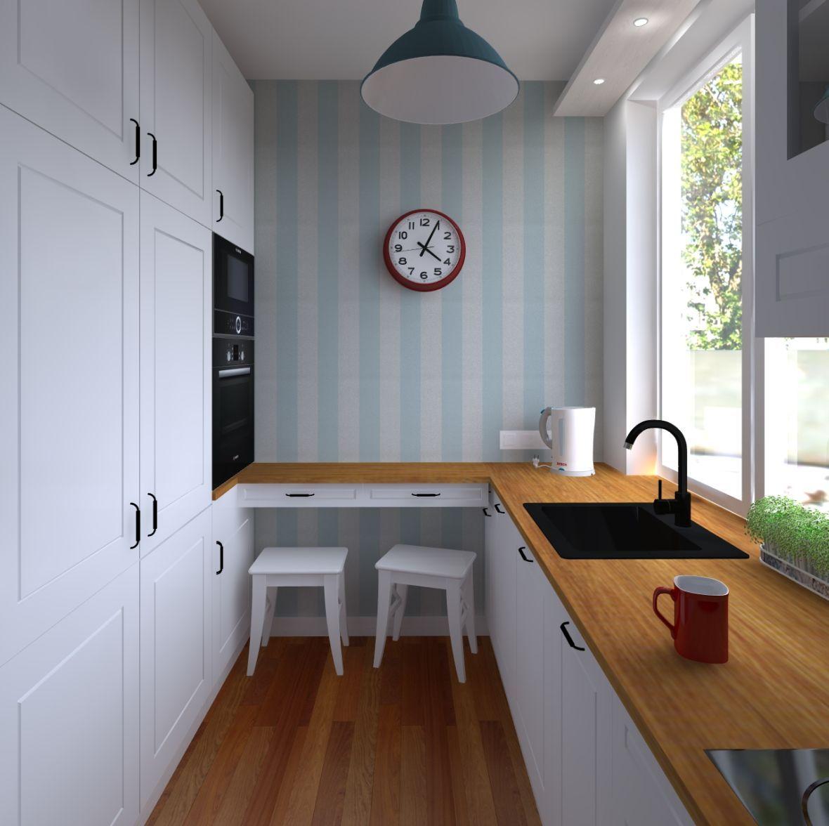 Mala Kuchnia W Bloku Kitchen Design Decor Home Home Decor
