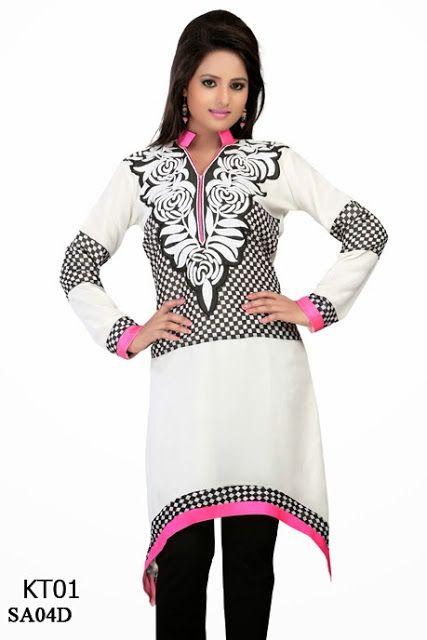 a5f2546f3b Buy online shopping Latest cotton Tunics Kurti Wholesalers store in india  Long Neck designer Kurta styles,Latest Fashion Kurti Sale,Best Pakistani  Patterns ...