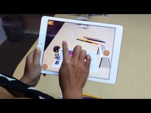 Quiver Content Preview Murphy The Sheep Free Coloring Apps Learning Apps Augmented Reality