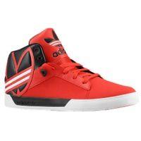 release date: 7e0b1 8f3e1 adidas Originals Attitude Vulc West - Mens - Red  Black
