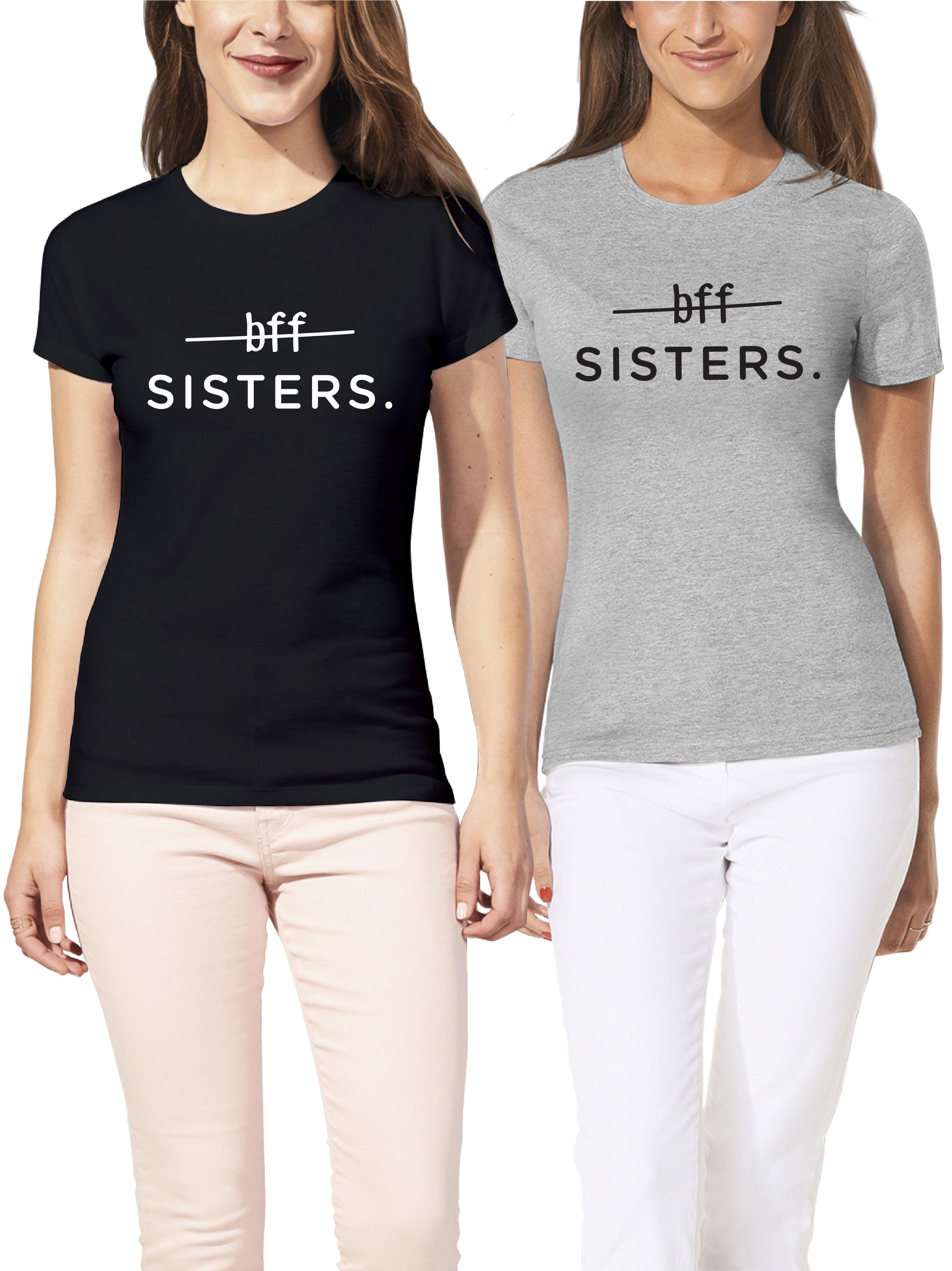 matching best friend shirts / friends t shirt / best friend shirts
