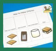 Vortäuschen Smores Bastelidee für Kinder | Camping Themed Classroom Supplies | Ca ...#bastelidee #camping #classroom #für #kinder #smores #supplies #themed #vortäuschen