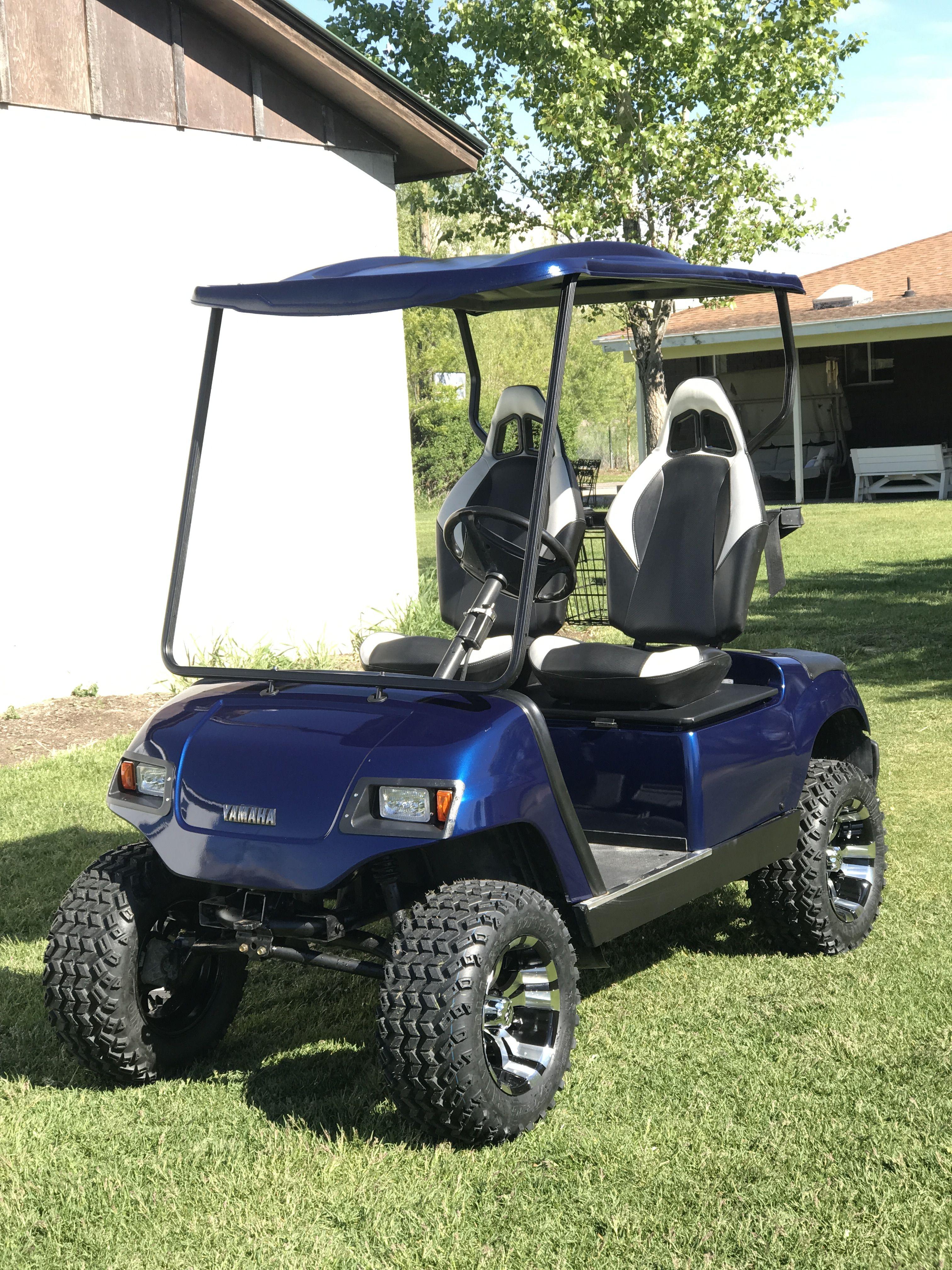 Yamaha G16 Golf Carts Cart Yamaha