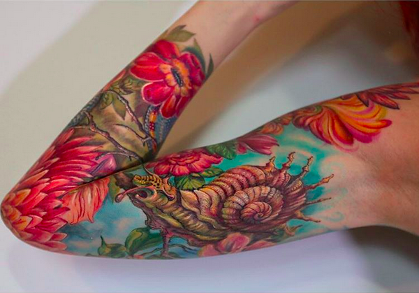 Rom Azovsky (With images) Tattoos, Cool tattoos, Tattoo