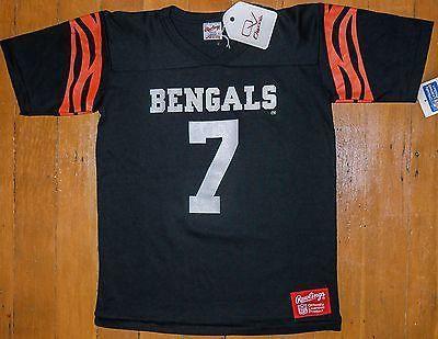 VTG Cincinnati Bengals NFL Jersey sz Y/L