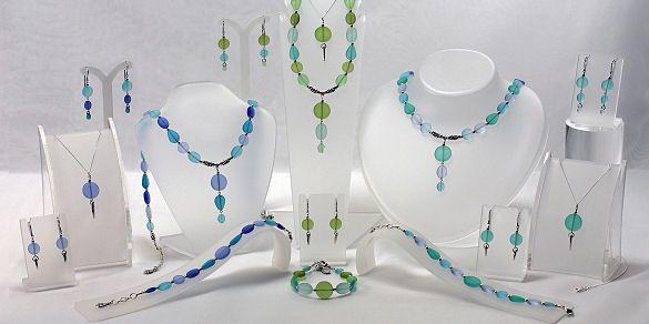 Glass Sea Handmade Jewellery Designs Handcrafted designer seaglass