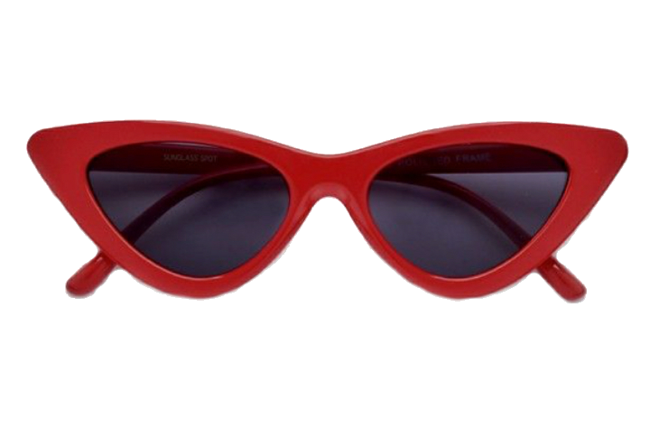 Discover The Coolest Tumblr Vintage Trendy Red Sunglasses Aesthetic Stickers Red Sunglasses Sunglasses Vintage Fashion Eye Glasses