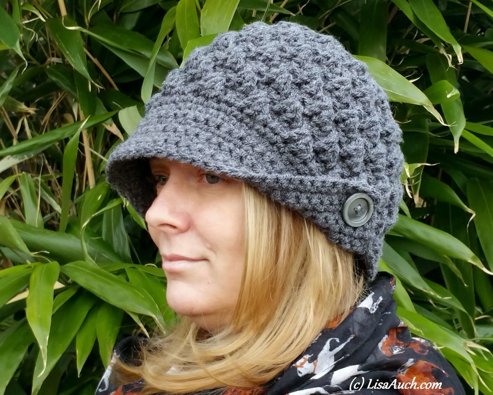 Free crochet patterns and designs by lisaauch womans hat crochet free crochet patterns and designs by lisaauch womans hat crochet pattern brimmed beanie bankloansurffo Gallery