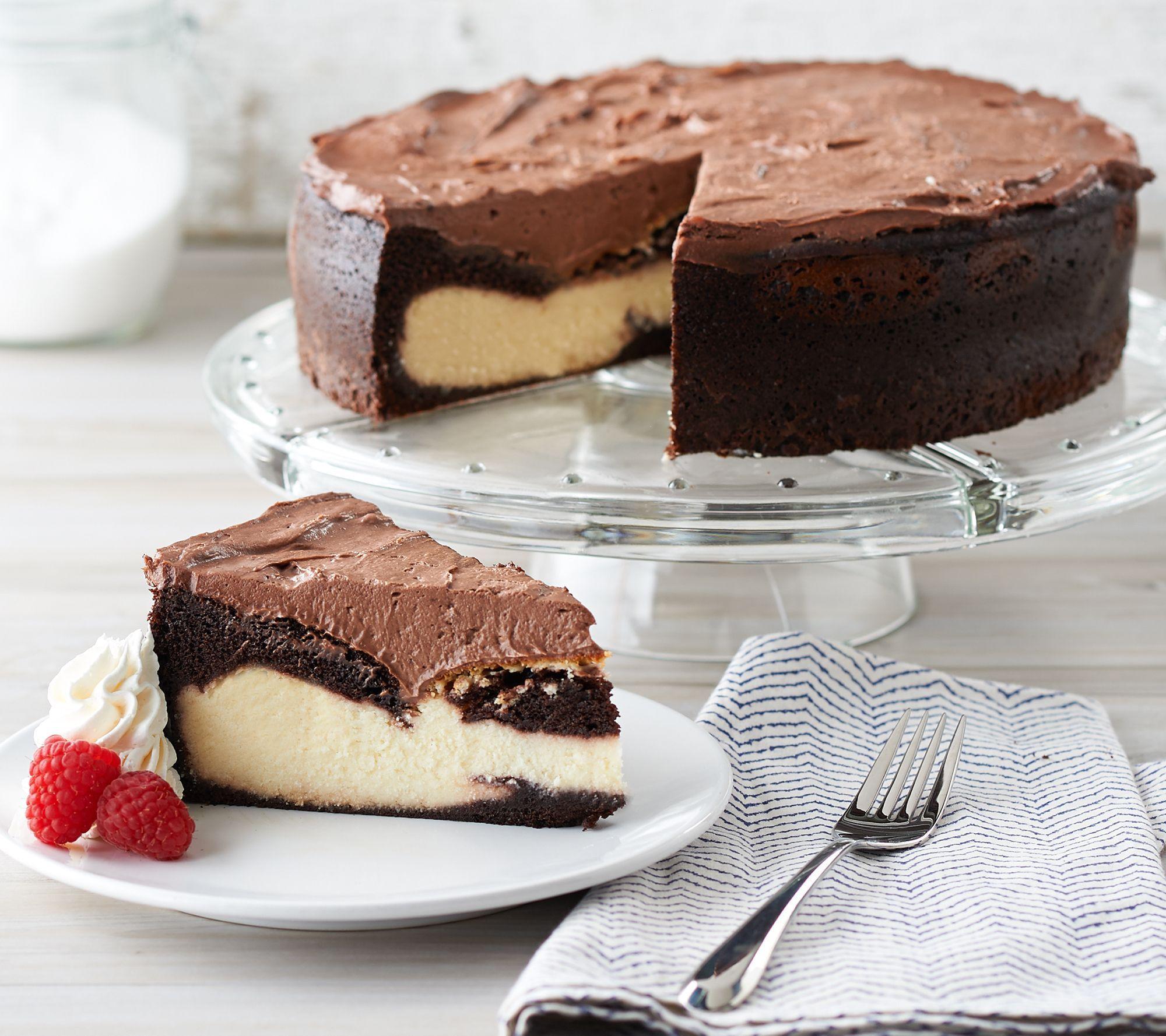 Valerie Bertinelli Very Best 5 5lb Chocolate Love Cake Qvc Com Dessert Recipes Love Cake Valerie Bertinelli