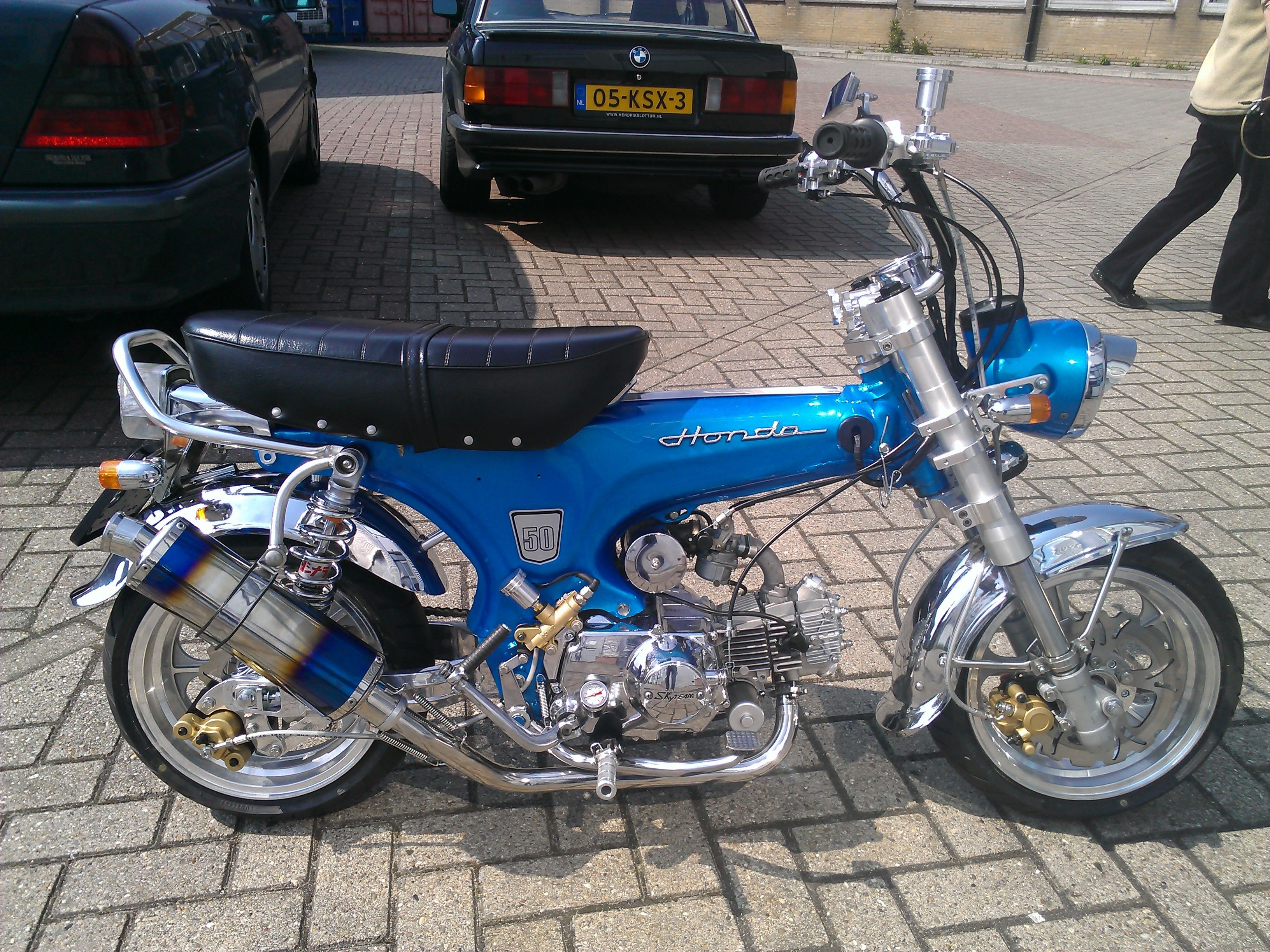 skyteam honda dax haarlem netherlands visit their fourstroke bike. Black Bedroom Furniture Sets. Home Design Ideas