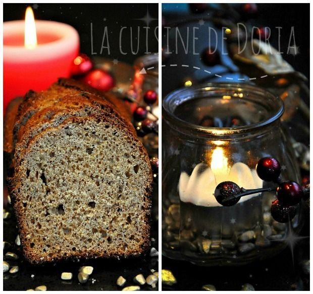 Une recette dont l'inspiration vient d'un paquet de farine Francine... Ingr�dients 300 gr de farine compl�te 150 gr de miel 50 gr de sucre roux 150 ml de lait 1 oeuf 4 cc de m�lange d'�pices � pain d'�pices 1 cs de graines d'anis 1 sachet de levure M�langez...