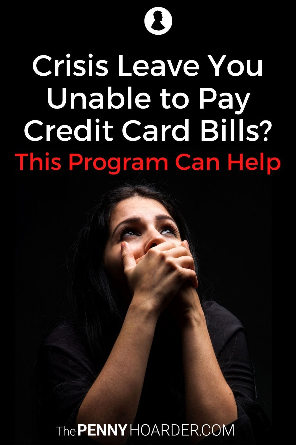 Crisis leave you unable to pay credit card bills this