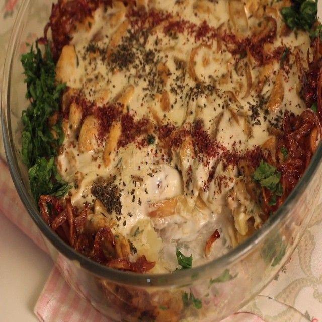 صينية شاورما Cookout Food Food Dishes Food Receipes