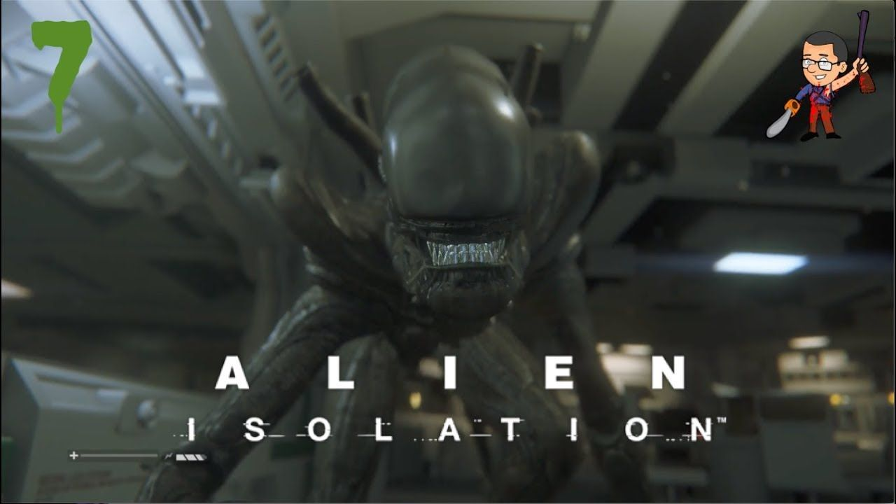 Alien Isolation [Being Hunted] Alien isolation, Youtube