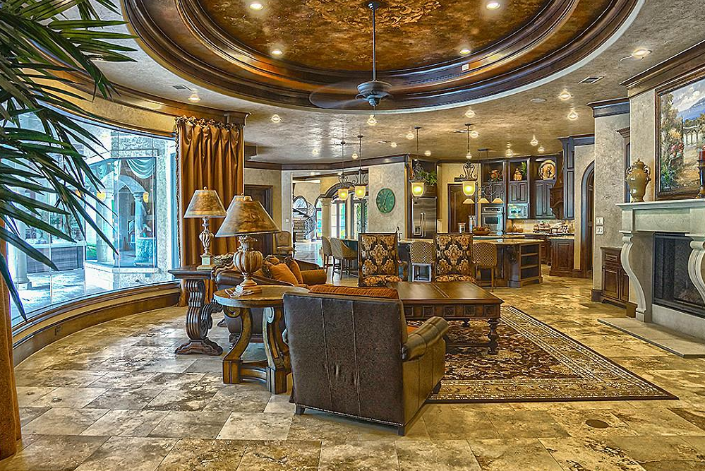 6 9 Million Newly Listed 15 000 Square Foot Mediterranean Mansion