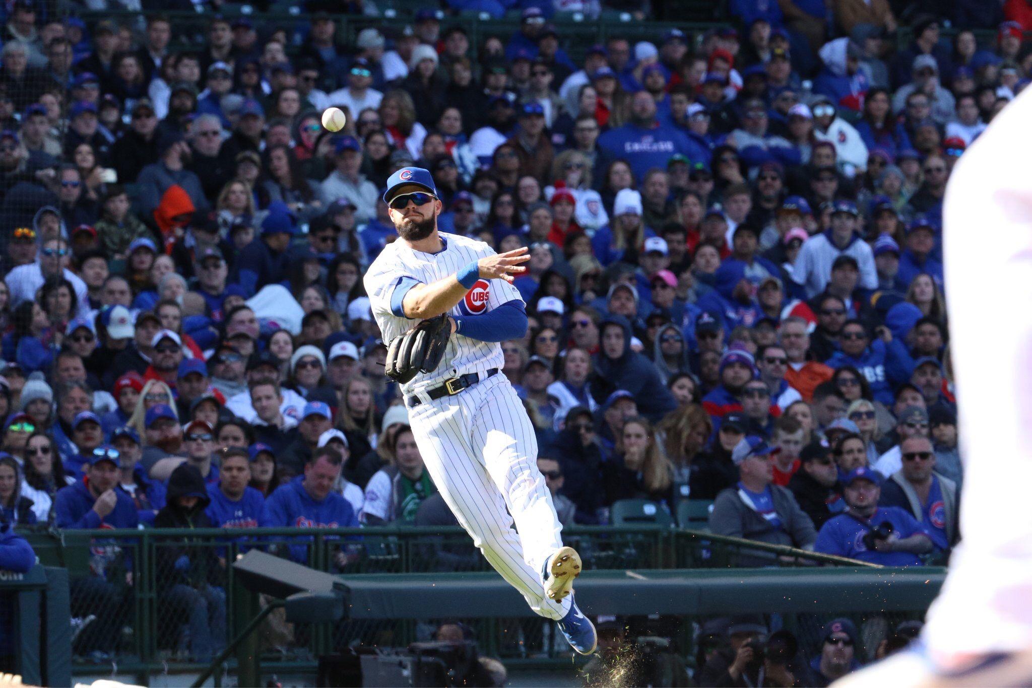 Javier Baez makes case for promotion in Cubs batting