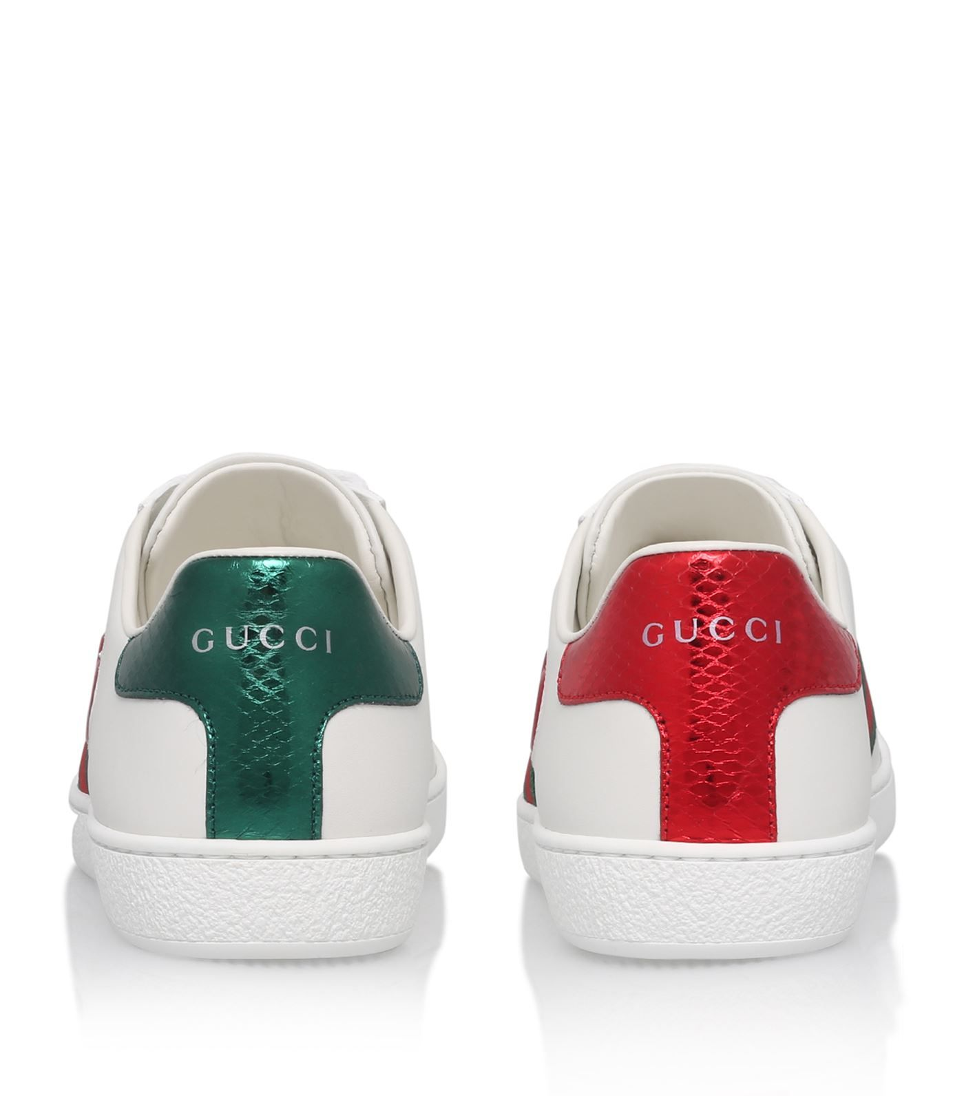 4009b6a6f588 Gucci Heart Ace Sneakers  AD