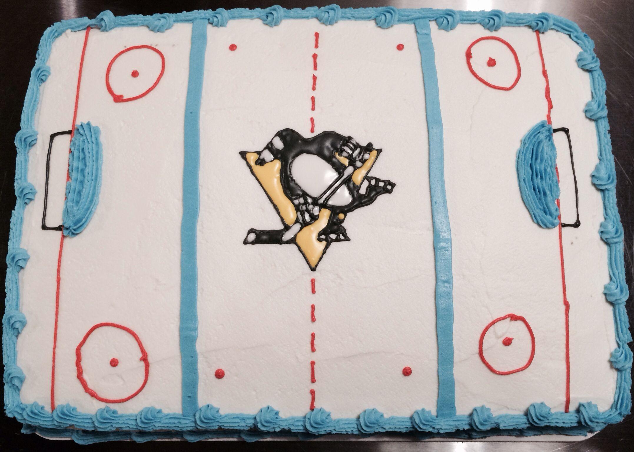 Pittsburgh Penguins Bedroom Decor Pittsburgh Penguins Cake Pittsburgh Penguins Logo Cake