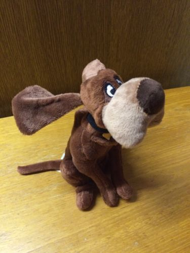 Trusty Bloodhound Plush Disney Store Soft Toy From Lady And The Tramp 8 034 Beanie Wolle Kaufen