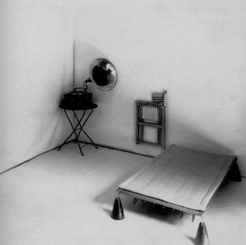 Hannes Meyer's co-op zimmer, 1926