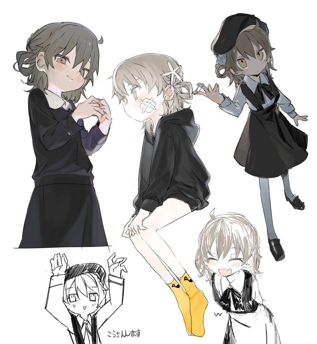 こかむも On Cute Girl Drawing Chibi Boy Korean Anime