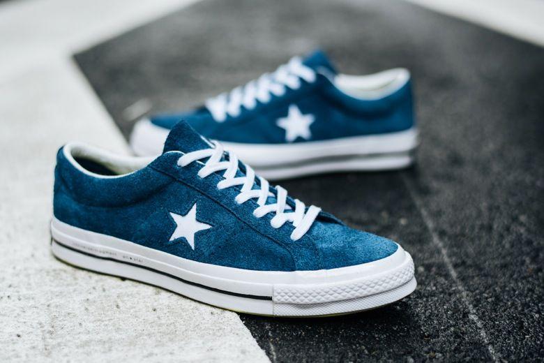 Chaussures Designer Chaussures femme Converse ONE STAR
