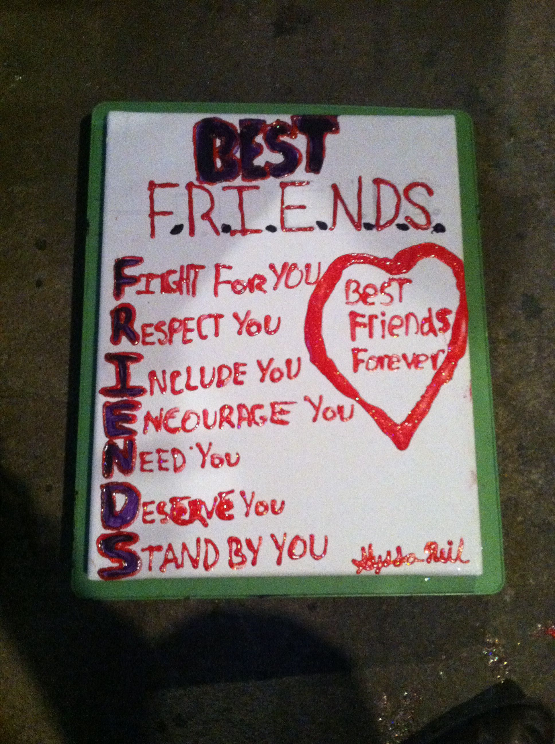 Gift For Your Bestfriend