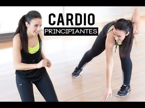 Cardio De 10 Minutos Ideal Para Principiantes Ejercicios De Cardio Cardio Rutinas De Ejercicio
