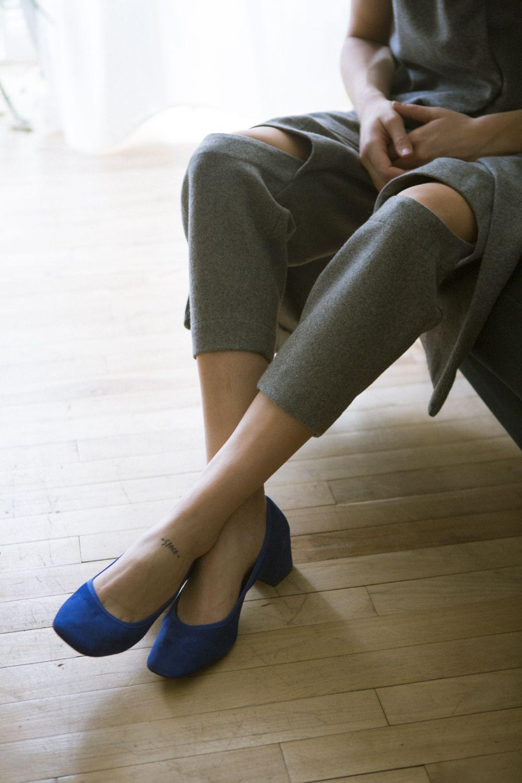 L'INTERVALLERUSELL - Classic heels - black DhChT